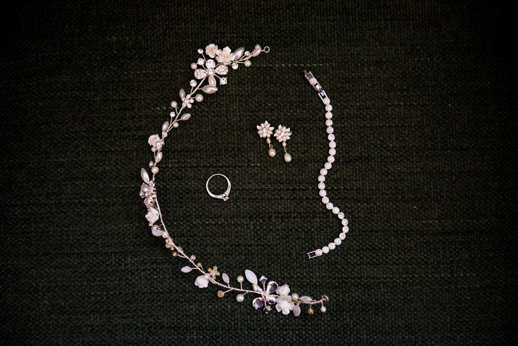 Bridal jewellery pre wedding photography