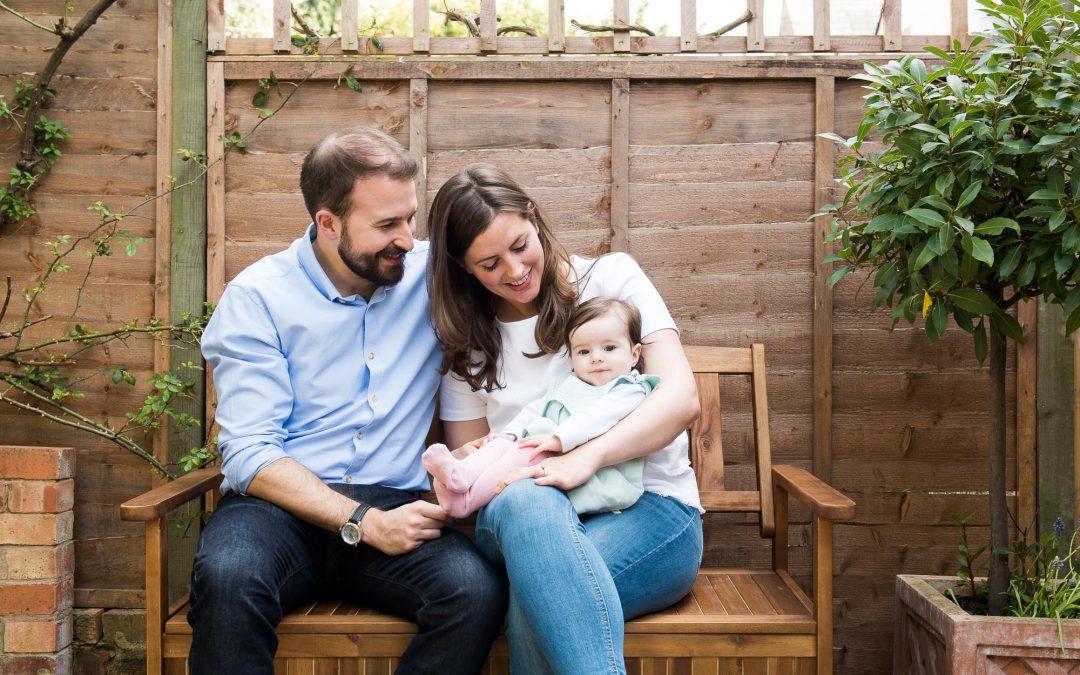 St Albans Hertfordshire – The Spary Family