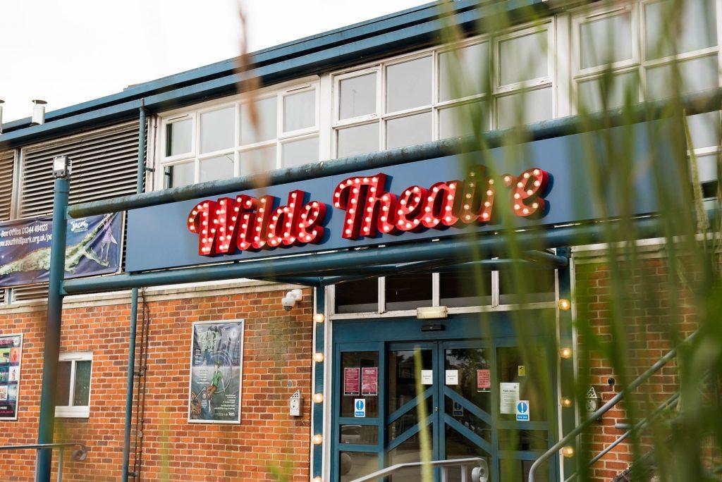 Wilde Theatre wedding venue Berkshire