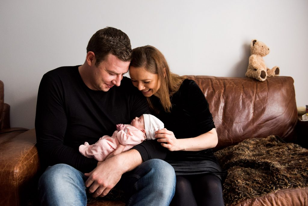 Happy family photography Surrey