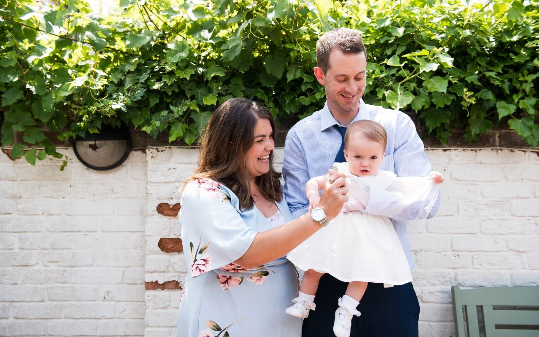 A Day In The Life Of Lily – Christening Photographs – Chelmsford Essex – The Cato Family