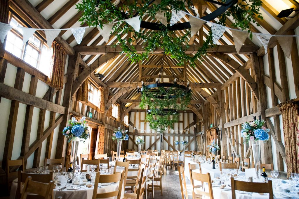 Surrey Wedding Photography Gate Street Barn Wedding