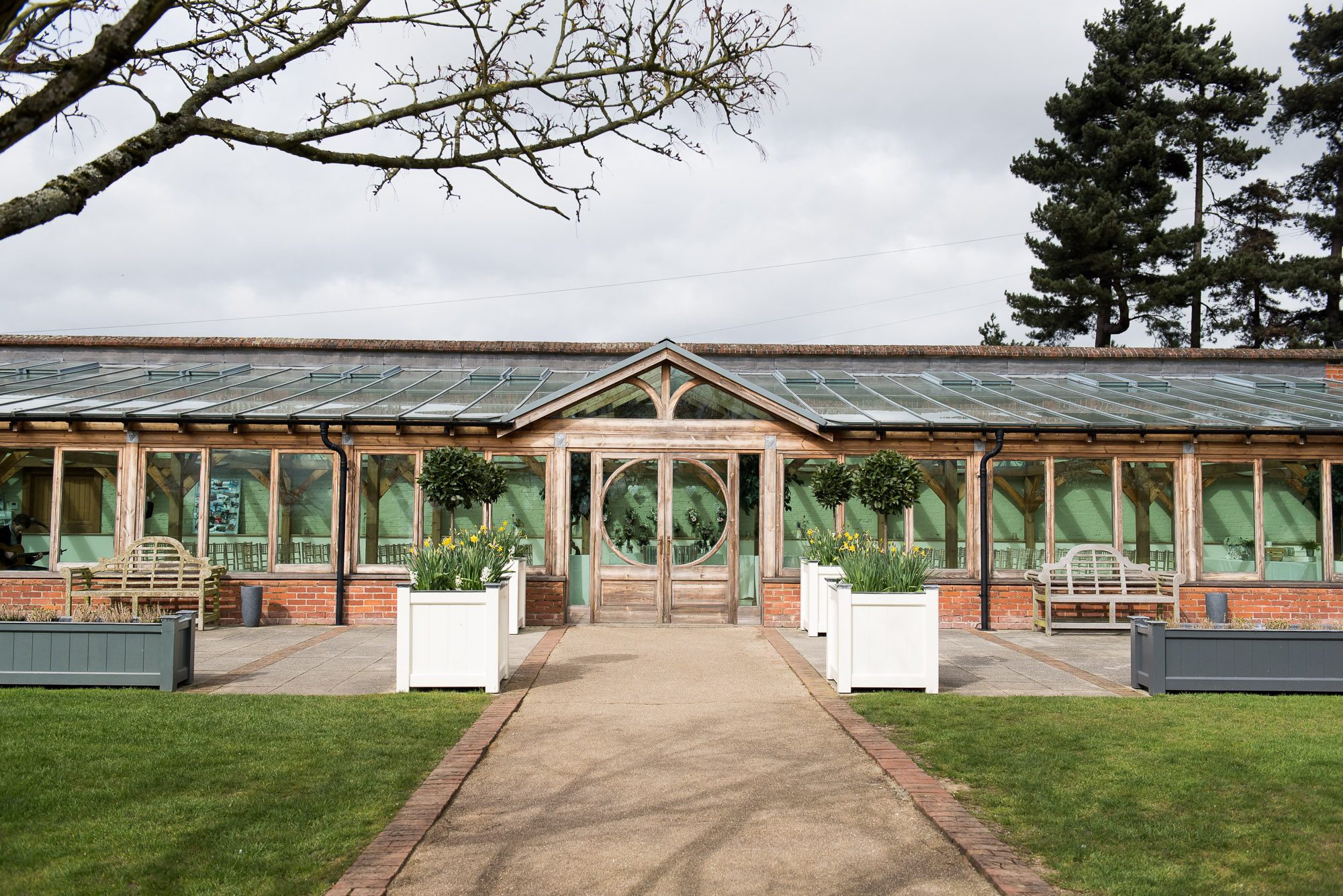 Gaynes Park Wedding Venue Essex