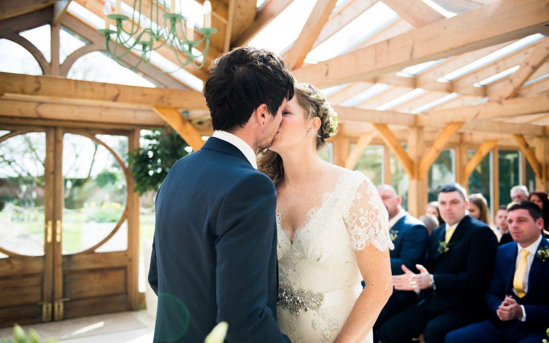 Essex Wedding Photography – Boho Spring Wedding at Gaynes Park