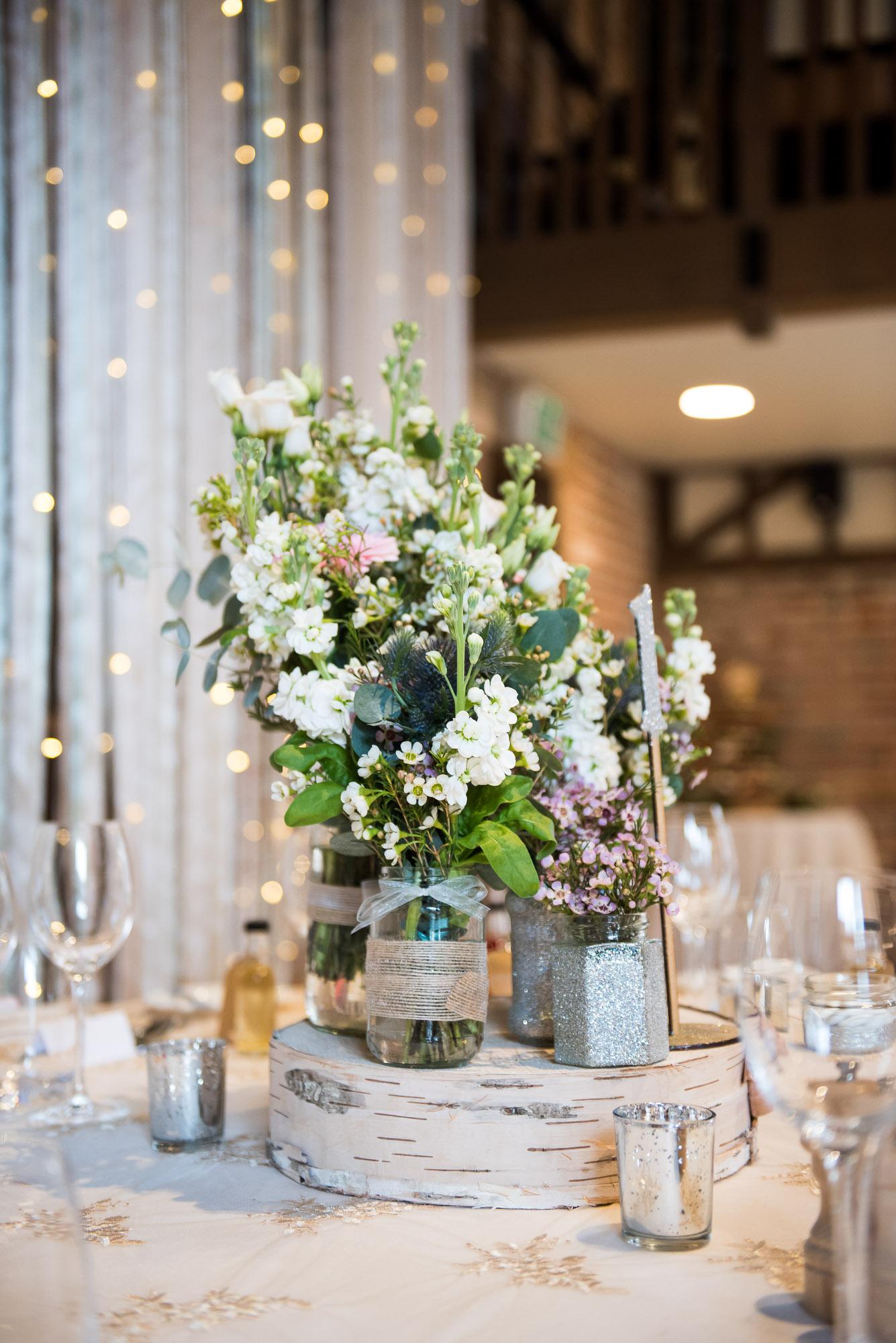 gorgeous boho table setting