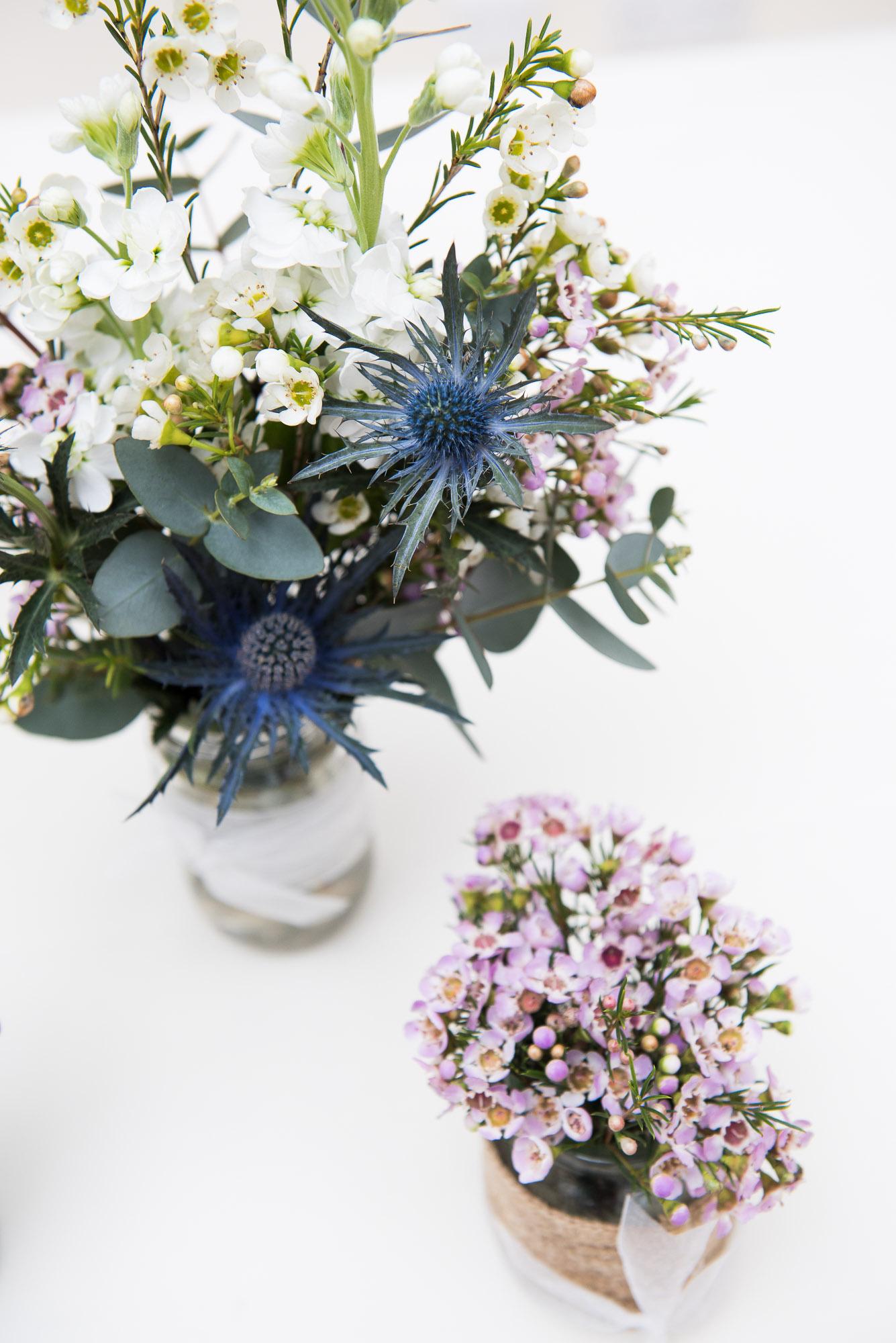 Spring floral tones floral arrangement