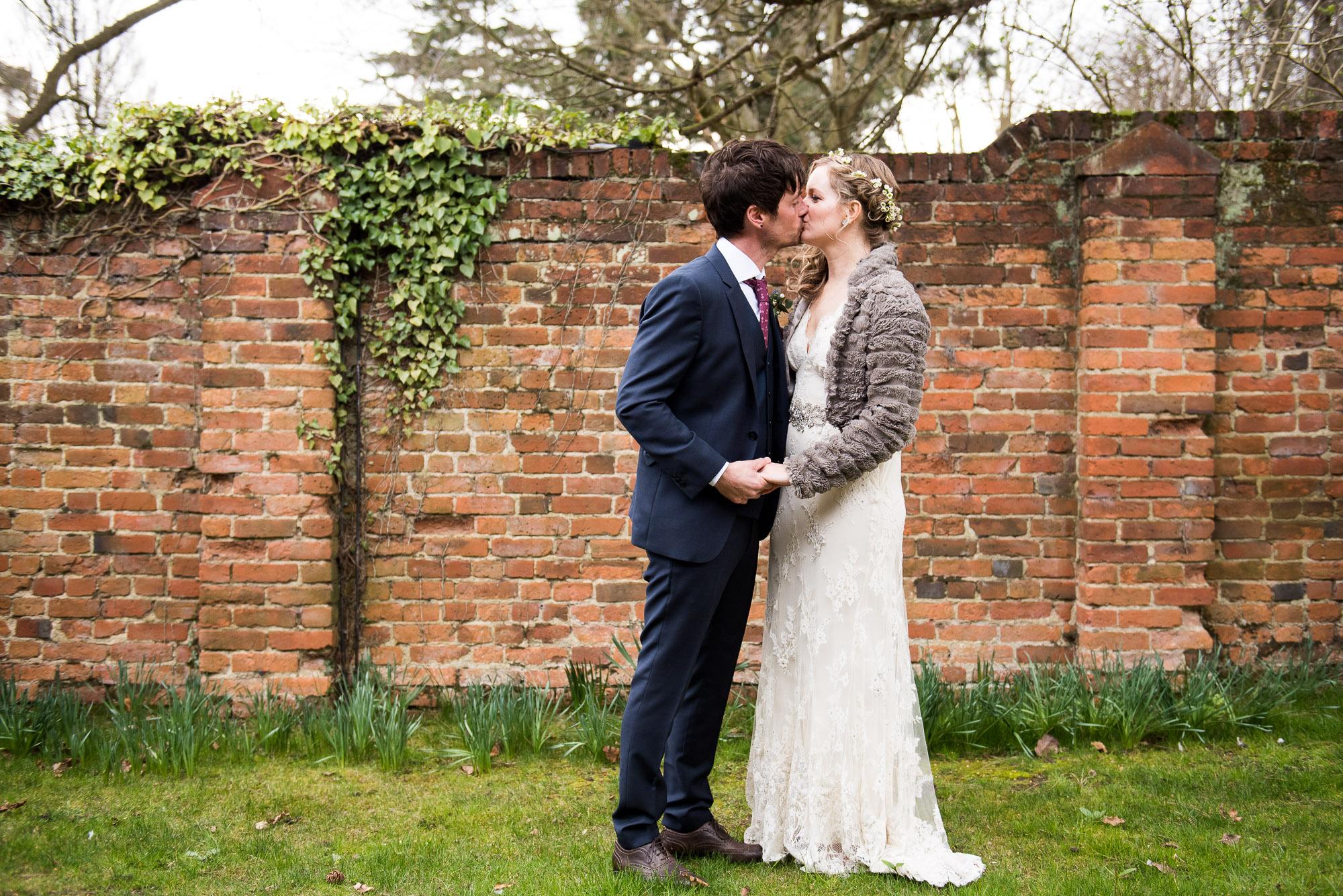 natural wedding photography Essex barn wedding