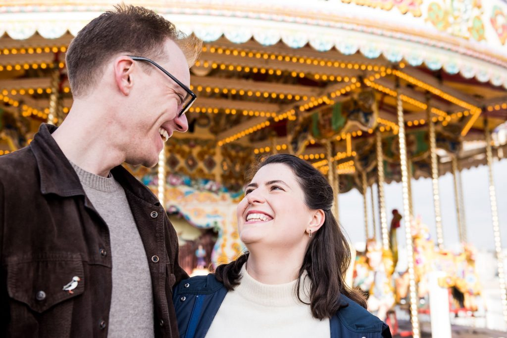 Candid couples photography Brighton