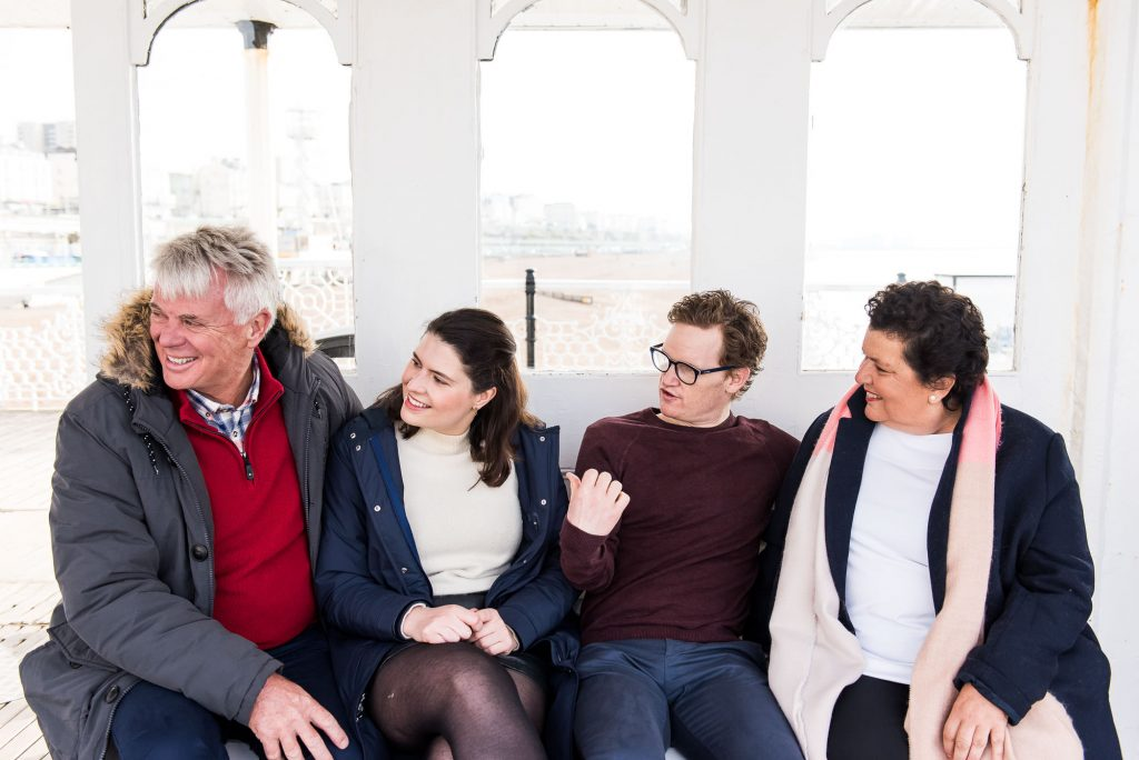 Candid family photography Brighton