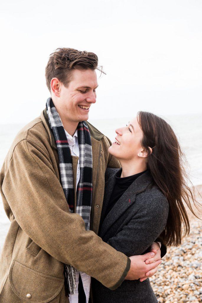 Couples portrait Brighton