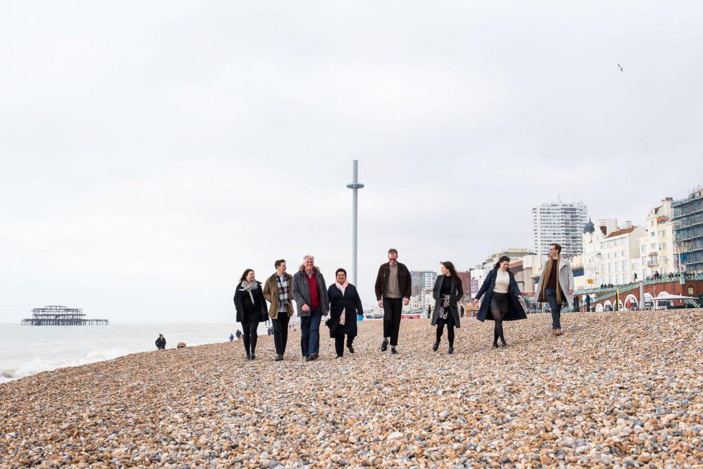 Natural family photography Brighton