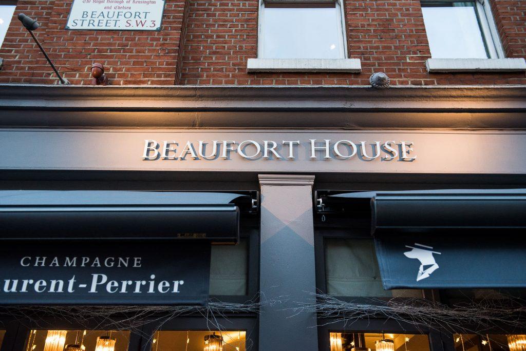 Beaufort House London