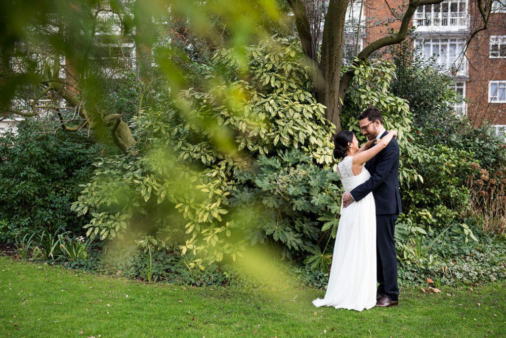 Documentary Wedding Portrait