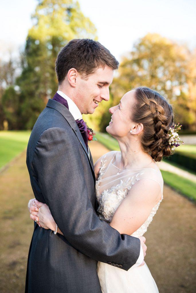 Ashridge House Wedding. Natural Wedding Photography. Gorgeous and relaxed couples portraits.