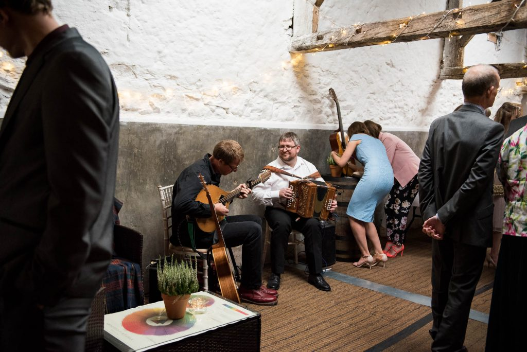 Park House Barn, Rustic Barn Wedding, Live Music During The Reception