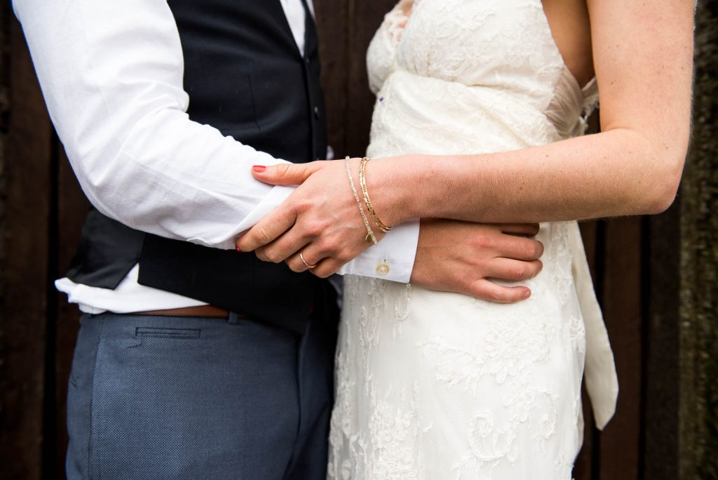Park House Barn, Rustic Barn Wedding, Creative Wedding Details Bride and Groom