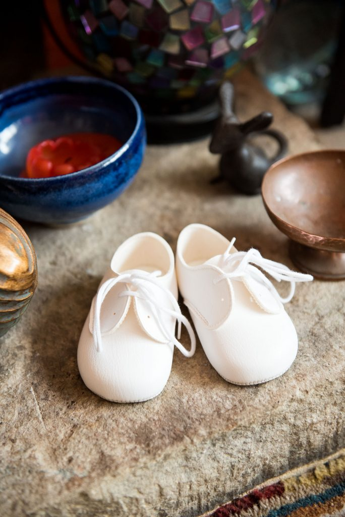 Naming Day Ceremony. Essex Family Photography. Baby Naming Day Shoes.