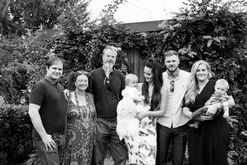 Naming Day Ceremony. Essex Family Photography. Natural and Candid Family Portrait.