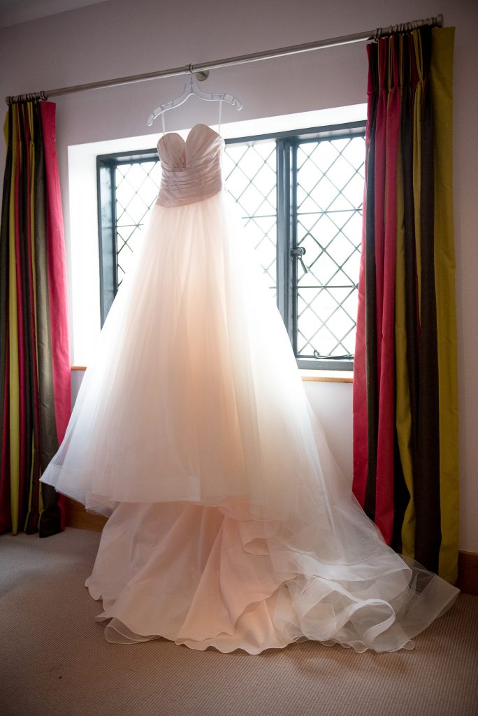 Great Fosters. Natural Wedding Photography. Bridal Dress from Surrey Brides.