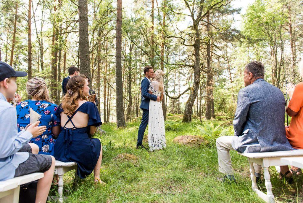 Eco Friendly Wedding, Swedish Outdoor Wedding Ceremony, Wedding Advice