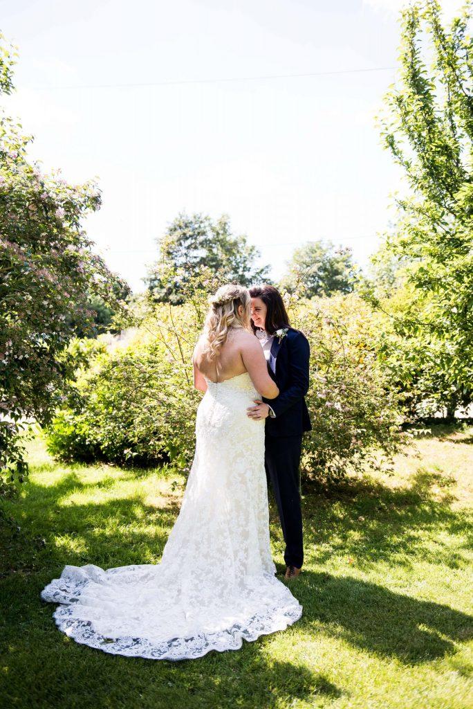 Eco Friendly Wedding, Same Sex Wedding Maggie Sotterro Bride, Wedding Advice