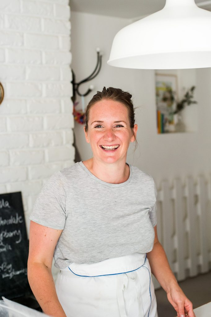 Milk Street Kitchen, A Day In The Life, Wedding Cake Maker Portrait