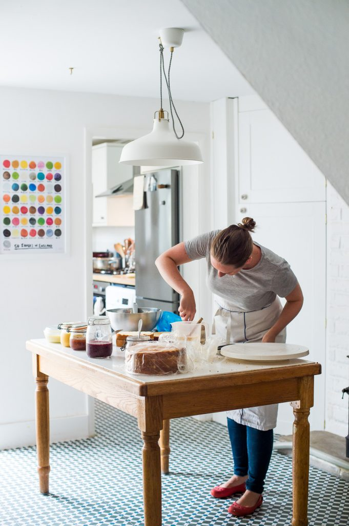 Milk Street Kitchen, A Day In The Life, Wedding Cake Maker In The Kitchen Workspace
