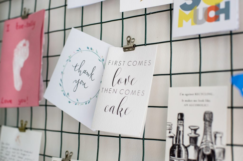 Milk Street Kitchen, A Day In The Life, Wedding Cake Maker Thank You Cards