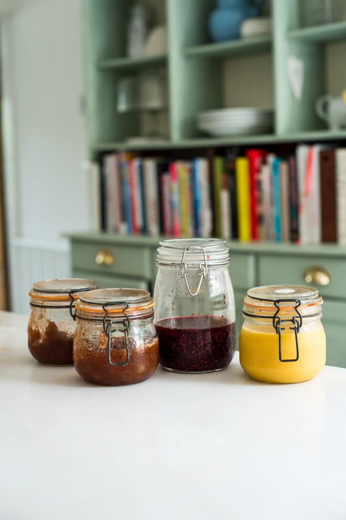 Milk Street Kitchen, A Day In The Life, Home Made Wedding Cake Jams