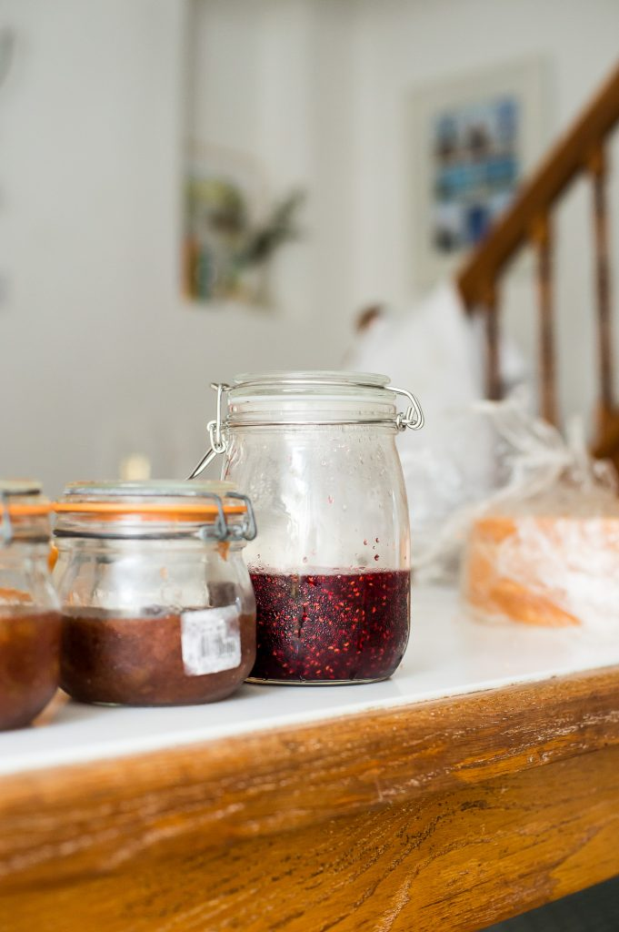 Milk Street Kitchen, A Day In The Life, Homemade Wedding Cake Filling Jams
