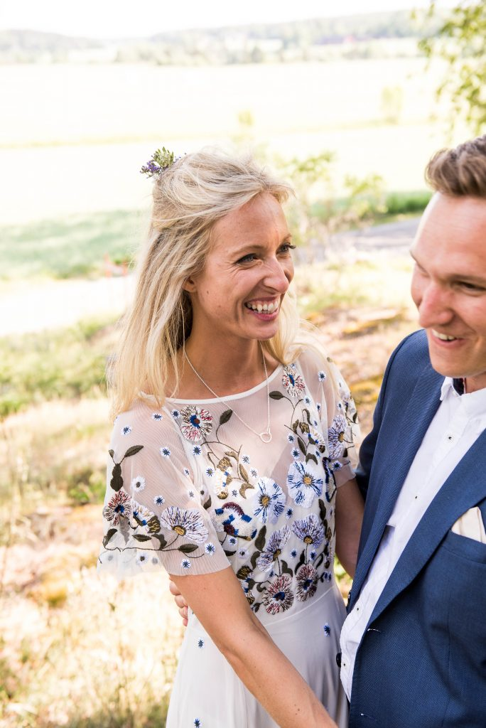 Swedish Wedding - French Connection Bride - Relaxed Couples Photography