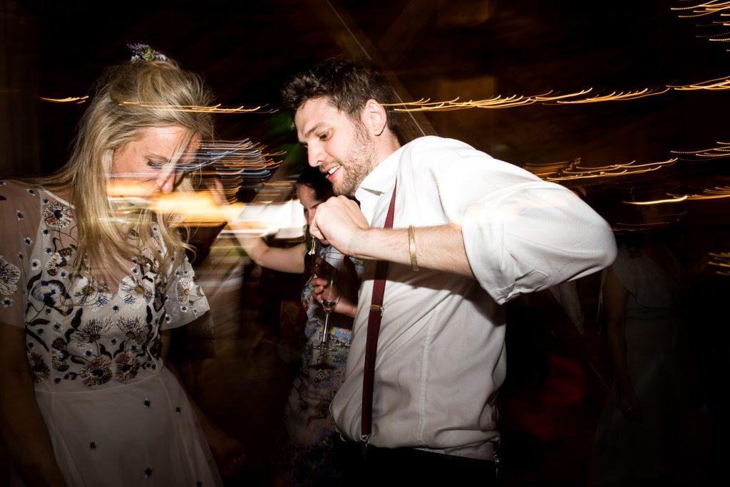 Swedish Wedding - Kroksta Gard Wedding - Artistic Lighting Dance Floor Photographs