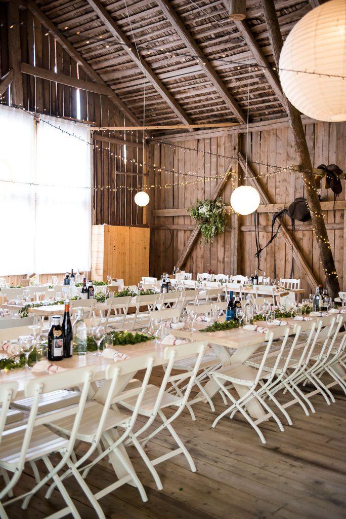 Destination Wedding Photography Sweden - Rustic Wedding Barn