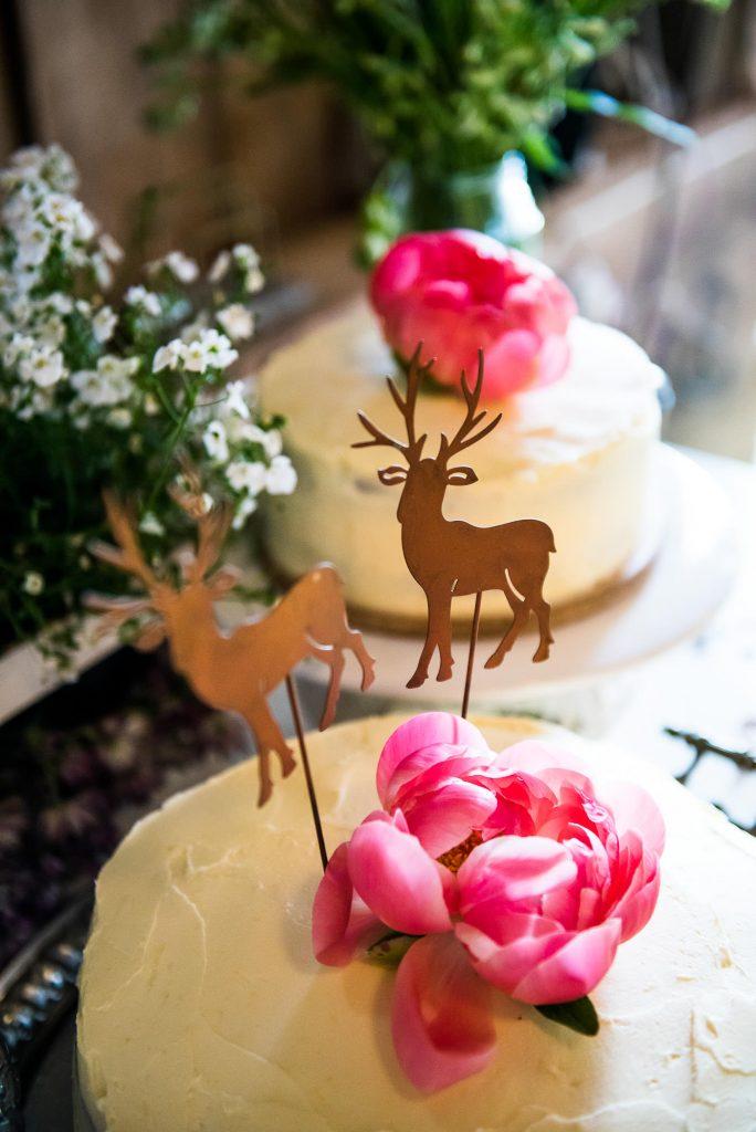 Swedish Wedding - Kroksta Gard Wedding - Home Made Wedding Cake