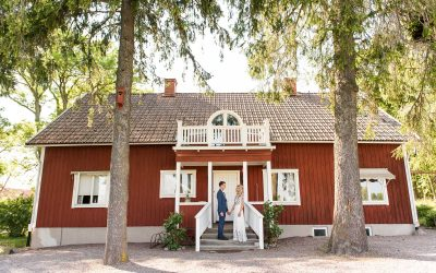 Swedish Wedding Photography – An Outdoor Scandi Woodland Wedding