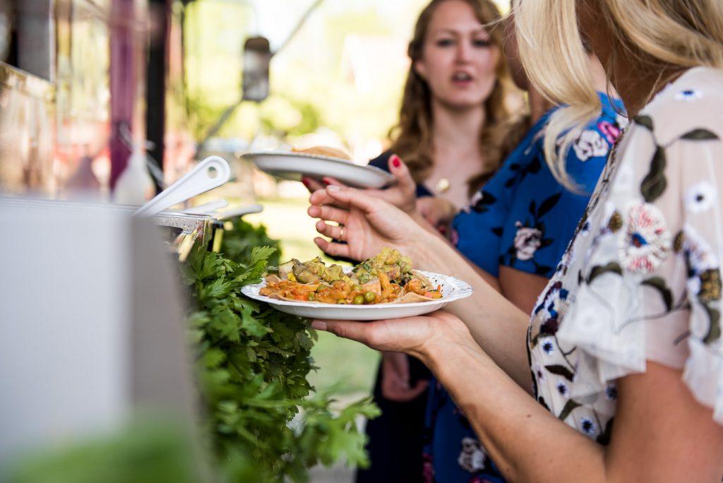 Swedish Wedding - Kroksta Gard Wedding - Food Truck Wedding Catering