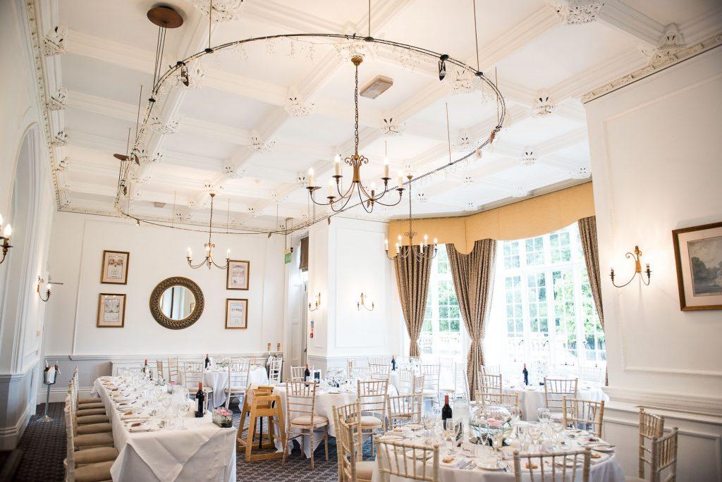 Horsley Towers interior breakfast room
