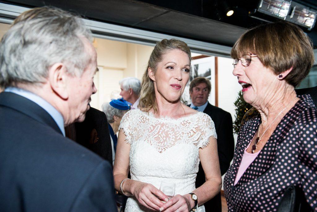 Marlow wedding reception