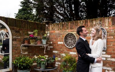 Surrey Wedding Photography – Intimate Artington House Wedding