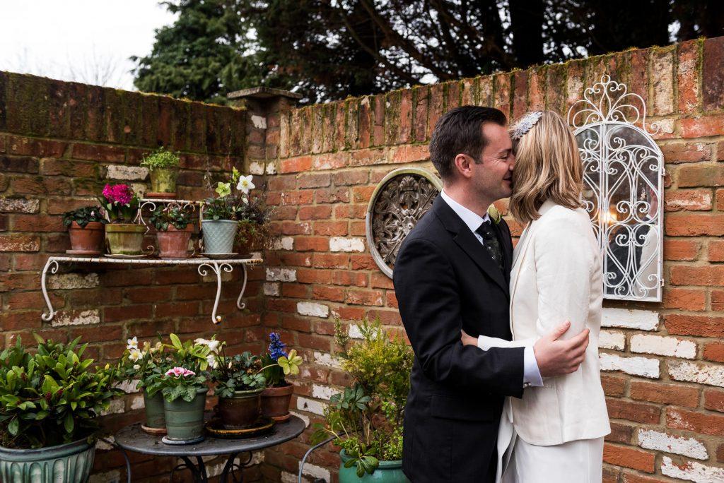 Natural wedding photographer surrey
