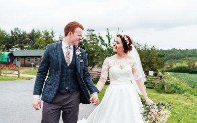 Yorkshire Wedding Photography – Deepdale Farm Wedding
