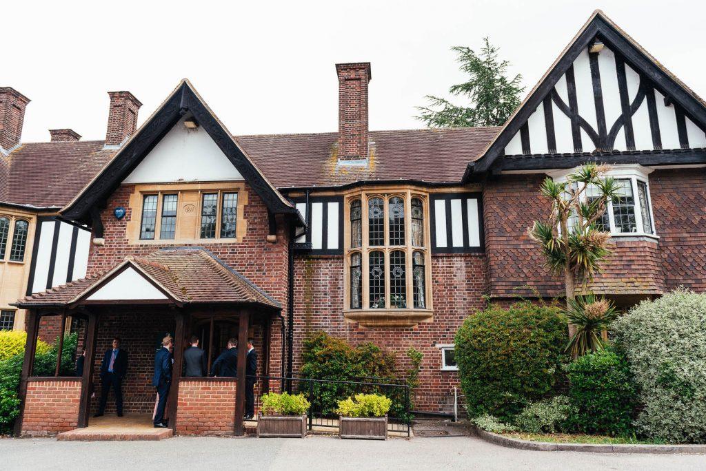 Weybridge Registry Office Exterior