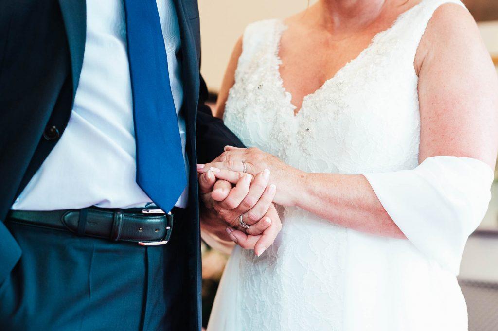 Documentary wedding photographer Surrey