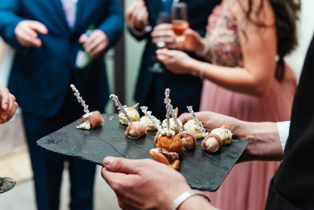 Wedding taster platter