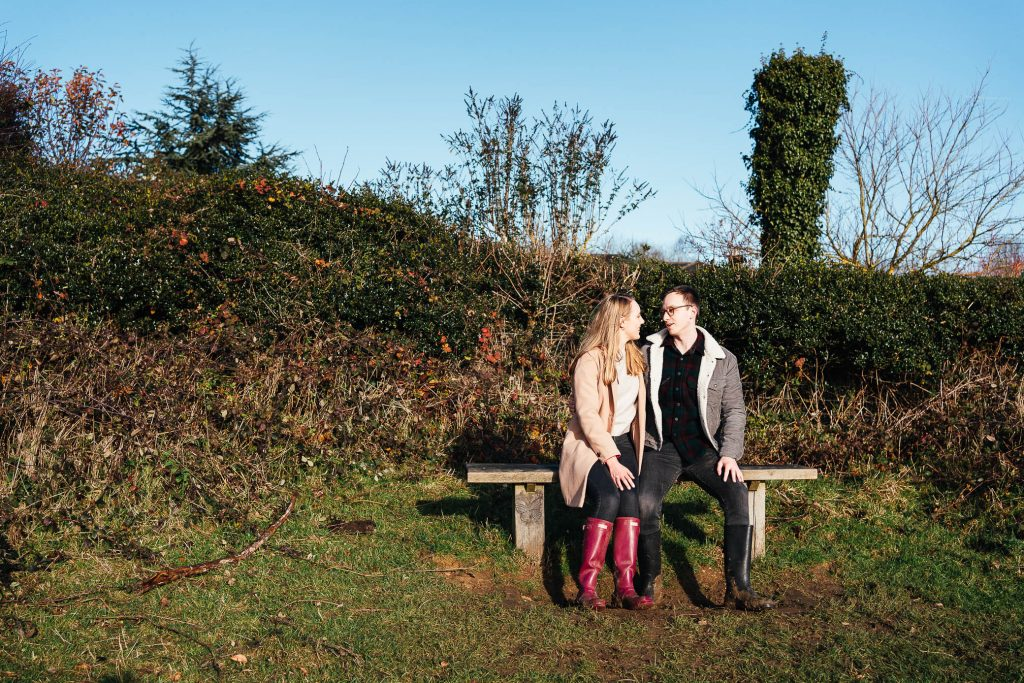 Outdoor Ranmore Common Engagement Shoot