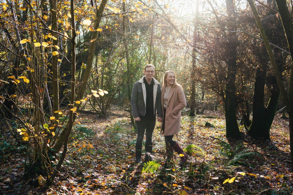 Ranmore Common Engagement Shoot