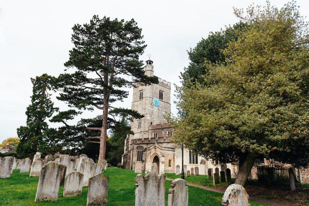 St Mary The Virgin Church Cheshunt
