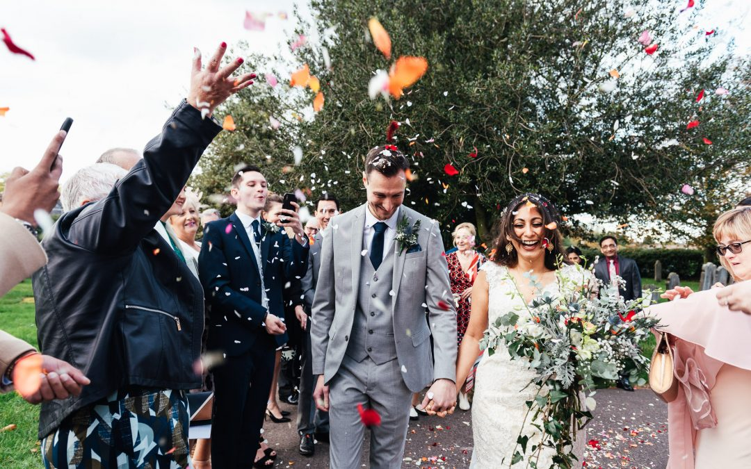 London Wedding Photography – Relaxed Forty Hall Wedding