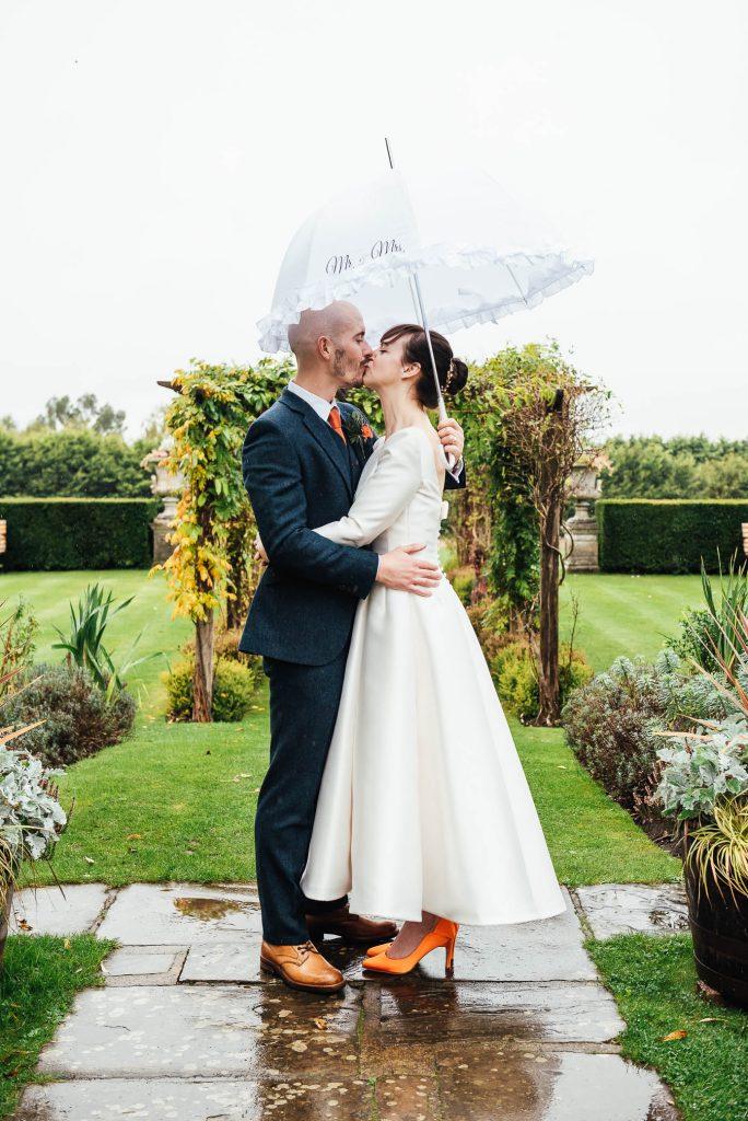 Romantic Cain Manor wedding photography