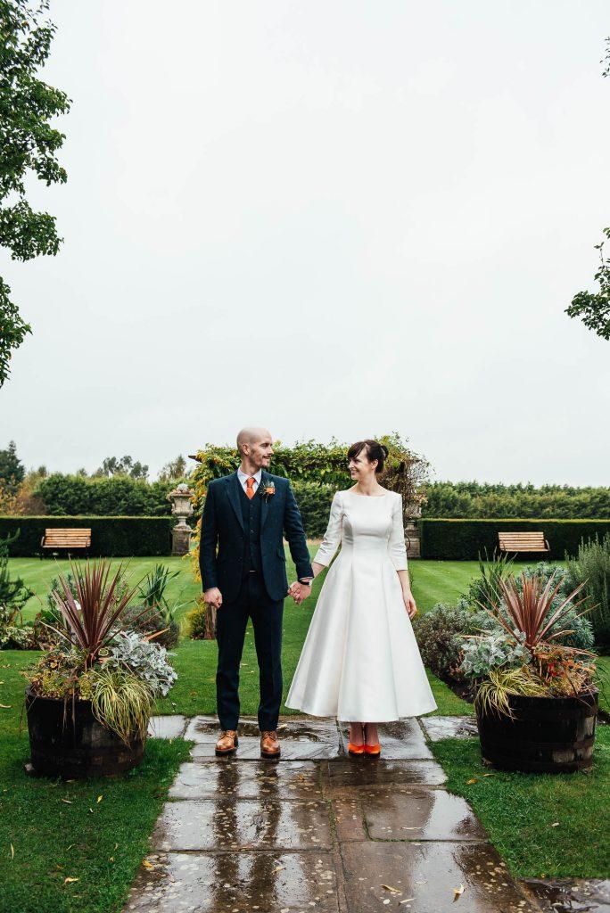 Creative Cain Manor wedding photography